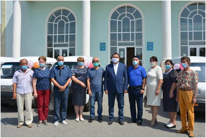 Важное событие для Ферганского Культурного Центра немцев Узбекистана