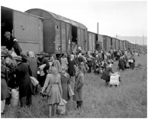 Umsiedlung von Deutschen Usbekistan Deutsche
