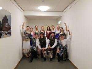 Незабываемое выступление! Немцы Узбекистана