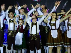 Гала-концерт в честь 30-летнего юбилея Культурного центра немцев Узбекистана